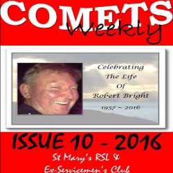 Comets Weekly - 2016 Issue 10