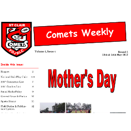 Comets Weekly - 2017 - Issue 4